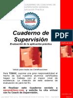 Cuaderno Supervisión General