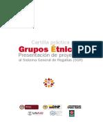 CARTILLA DE GRUPOS ÉTNICOS