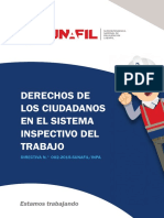 Directiva Derechos Ciudadanos Sistema Inspectivo