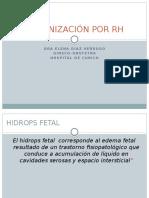 15-. Isoinmunizacion Diaz