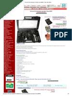 Kit Com 41 Ferramentas Em Estojo Clone 08013 - Atera Informática
