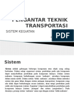 Sistem Kegiatan (Ricky P. Naibaho - M1C114018)