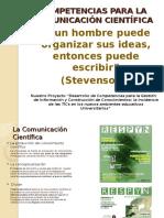 comunicacion cientifica y practica