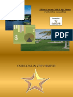 Hilton Cancun Spa & Golf Resort - Partnership Consulting - by Golf Club Consulting, Inc