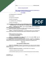 Unión de Hecho Notarial