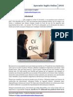 Entrevista de trabajo - Un diagnóstico profesional