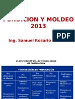 Introduccion Fundicion y Moldeo