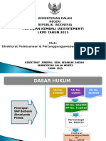 2. Paparan - Restatement Laporan Keuangan