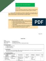 Session Plan LO1 Bookkeeping NC III
