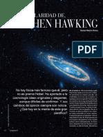 La Singularidad de Stephen-hawking (Lectura)
