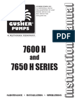 7600h_7650h Cusher Pump Operation Manual