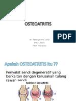 Osteoatritis Asli