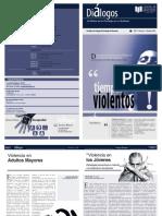 Revista Dialogos 2009