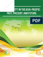Productivity in the Asia Pacific Past Present and Future 20151