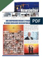 Newsletter April-Mei 2013