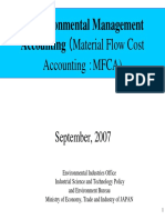 MFCA Case Example
