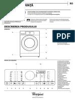 Whirlpool FSCR80412