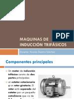 Maquinas de Inducción Trifásicos