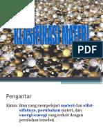 Kuliah 2_Klasifikasi Materi