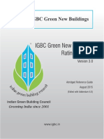 Green Buildings New Buildings Rating System