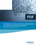 Solutions Ozone Eau Potable Wedeco