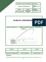 Plan General de Contingencia