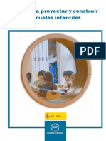 Guía para proyectar y construir escuelas infantiles