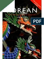 Coll Korean 1996, Reprinted 2004 Book C300-BW600-G300