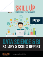 Skill Up-Salary and Skill