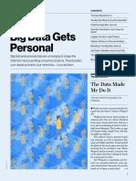 Big Data Gets Personal