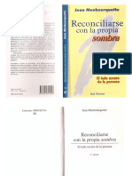 Reconciliarse Con La Propia Sonbra Jean Monbourquette(1)