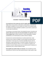Coaching y Creencias Limitantes