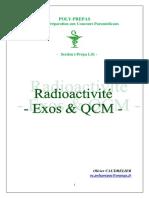 Radioactivite Exos-QCM