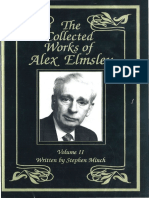 Alex Elmsley - Collected Works Vol 2