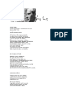 Trakl, G (1914) Poesía Expresionista o Melancolía Del Ocaso
