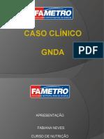Slide Estagio Pediatria - Fabiana