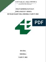 PEDOMAN  K3