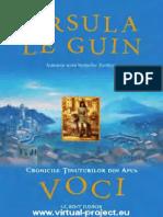 Ursula K. Le Guin - [CRONICILE TINUTURILOR DIN APUS] - 02.Voci.pdf