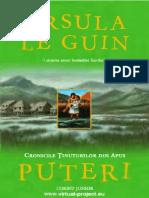 Ursula K. Le Guin - [CRONICILE TINUTURILOR DIN APUS] - 03.Puteri.pdf