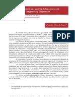 FRENCH DAVIS - Marco Generl d Análisis de Los Procesos de Integración y Coop