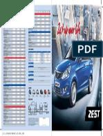 ZEST Brochure