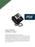 UTP3000-UserManual