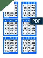 bingo 12