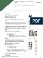 Telecom 2g,3g,4g,Rf,Ipv6 Study Materials_ Lte Drive Test Parameters
