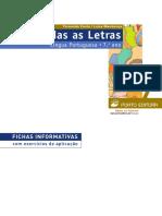 Fichas Informativas de Português - 7º ano