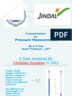 Measurement Pressure