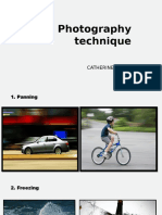 Photography Technique