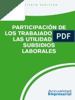 2015 Lab 03 Participacion Trabajadores Utilidades