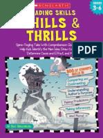 Reading Skills, Chills & Thrills - Scholastic