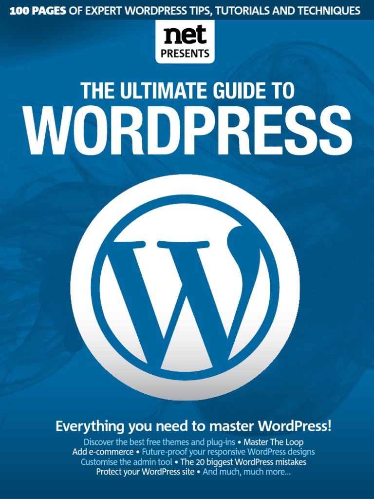 The ultimate guide to wordpressebook word press bootstrap the ultimate guide to wordpressebook word press bootstrap front end framework fandeluxe Image collections